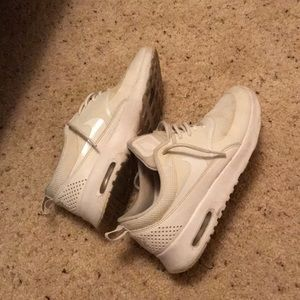 White Air Max Thea Sneakers